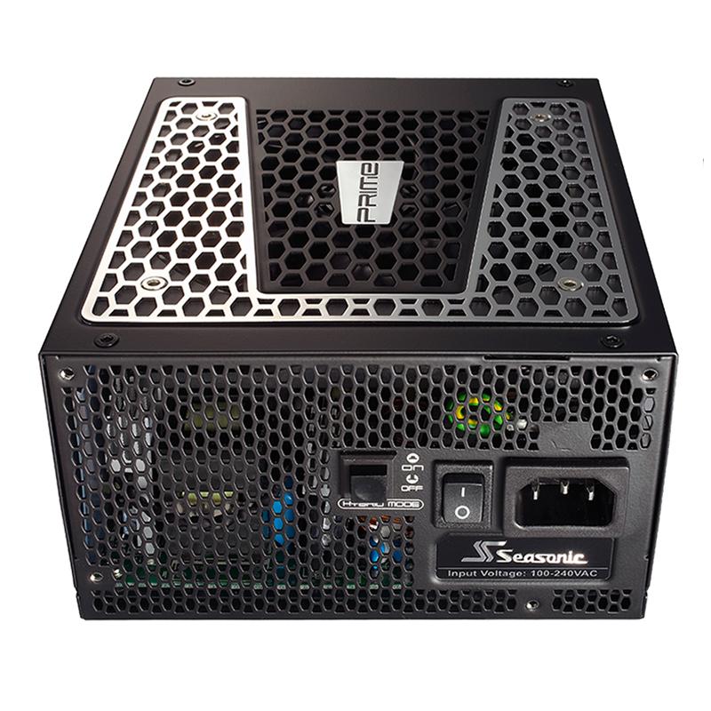 SeaSonic 650W Prime Ultra Titanium Modular Power Supply (SSR-650TR)