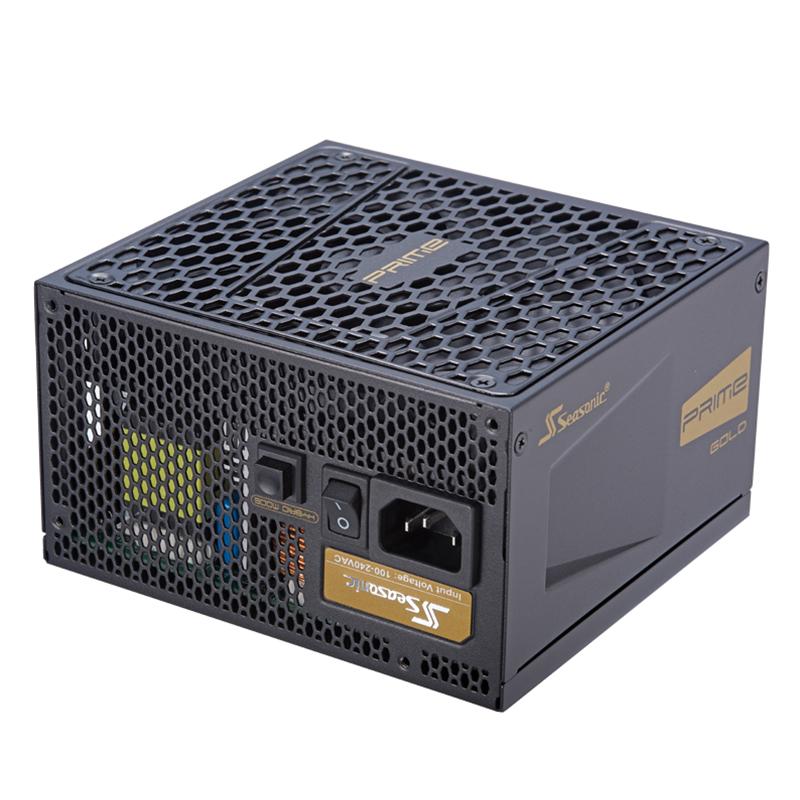 SeaSonic 750W Prime Ultra Gold Modular Power Supply (SSR-750GD2)