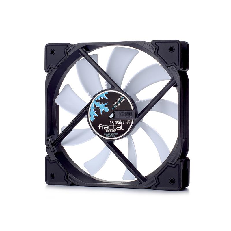 Fractal Design 120mm Venturi Fan - White