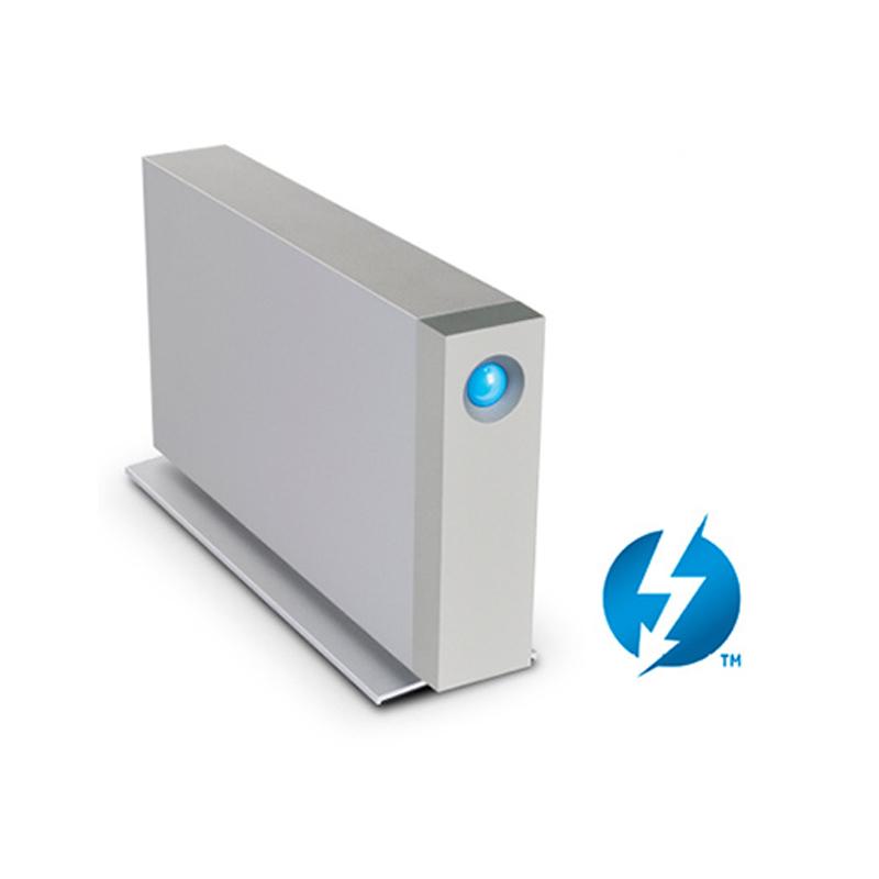 Lacie STFY800040 D2 Thunderbolt 3 + USB 3.1 3.5 8TB 7200rpm