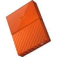 Western Digital My Passport 2TB USB 3.0 Orange