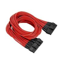 Thermaltake TTMod Sleeved 20+4Pin Extension Cables - Red