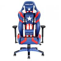 Anda Seat AD7-19 Special Edition Large Gaming Chair - Blue/White/Red