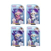 Fingerlings Glitter Assorted Baby Monkey Toy