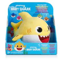 Baby Shark Dancing Plush - Yellow