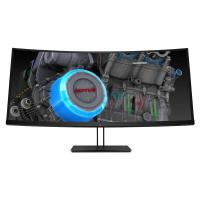 "HP Z38C 38"" Curved UWQHD+ (3840 x 1600)Height HDMI DP 3x USB3 Tilt Swivel 3yrs WTY"
