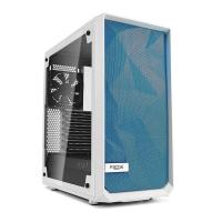 Fractal Design Meshify C Replacement Colour Mesh Panel - Sky Blue