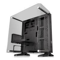 Thermaltake Core P3 Curved Tempered Glass Edition Mid Tower ATX Case - Black