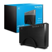 Vantec NexStar 2.5in and 3.5in SATA to USB3.0 Hard Drive Dock - Black