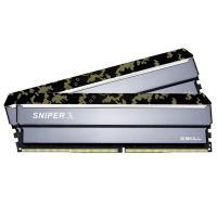 G.Skill 16GB (2x8GB) F4-2400C17D-16GSXK SniperX 2400MHz DDR4 RAM
