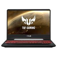 Asus TUF 15.6in FHD IPS i7 8750H GTX 1050 Ti 256GB SSD + 1TB HDD Gaming Laptop (FX505GE-BQ076T)