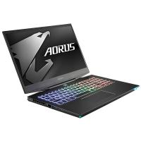 Gigabyte Aorus 15.6in FHD 144Hz IPS i7 8750H RTX 2060 512GB SSD + 2TB HDD Gaming Laptop (15-W9-FHD60)