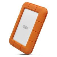 Lacie STFR5000800 5TB Rugged 2.5in USB-C Rescue 2.5IN USB-C (C To A Cable Incl)