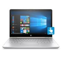 HP Pavilion X360 14-BA130TU 14 Inch HD Touch I5-8250U 8GB (DDR-2400) 128GB (PCIE-SSD) CAM WL-AC BT W