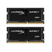 Kingston 32GB (2x16GB) HX424S14IBK2/32 HyperX Impact 2400MHz DDR4 SODIMM RAM