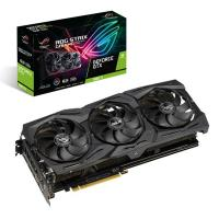Asus GeForce GTX 1660 Ti ROG Strix Gaming 6G OC Graphics Card