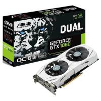 Asus GeForce GTX 1660 Ti Dual 6G OC Graphics Card