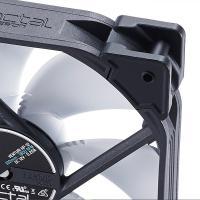Fractal Design 120mm Venturi PWM Fan - White