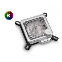 EK Velocity D RGB Intel Nickel and Plexi CPU Waterblock