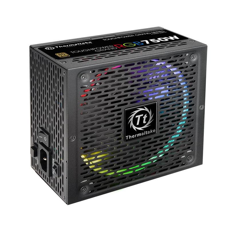 Thermaltake 750w Toughpower Grand RGB 80+ Gold Power Supply(RGB Sync Edition)