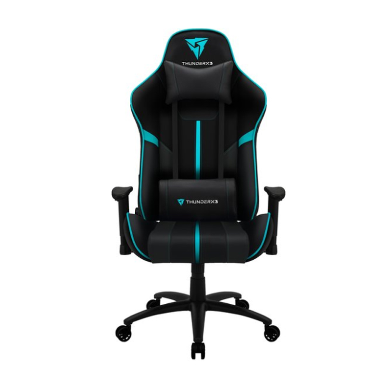 ThunderX3 BC3 Gaming Chair - Black/Cyan