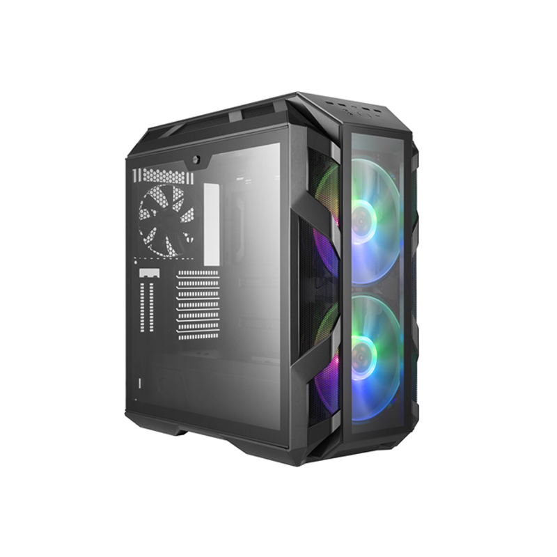 Cooler Master Mastercase H500M Tempered Glass RGB Mid Tower Case