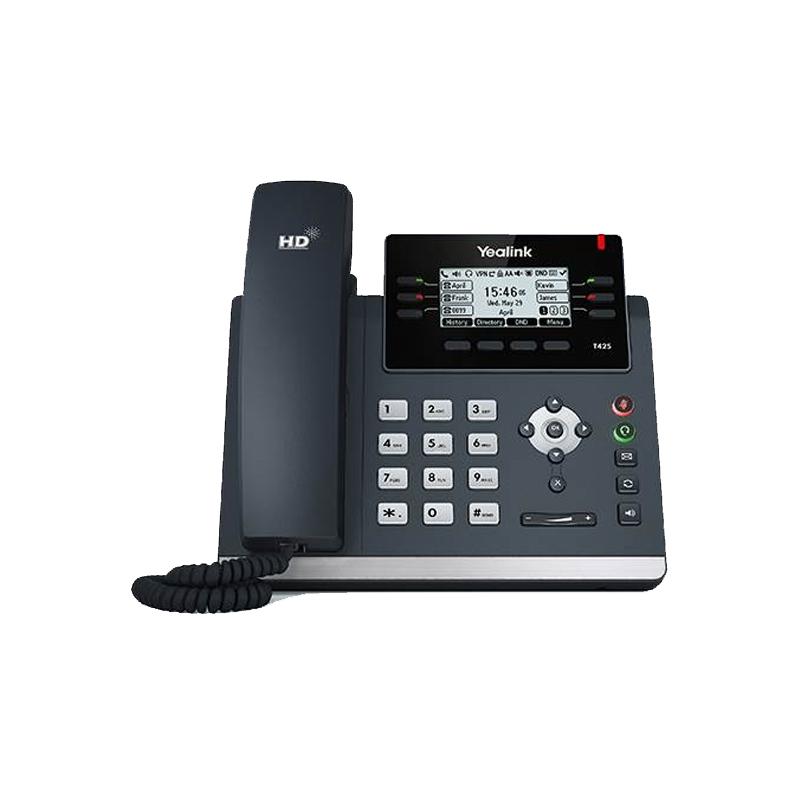 Yealink SIP-T42S Standard Gigabit VOIP Phone
