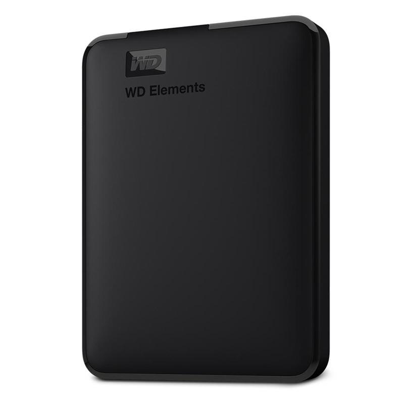 Western Digital 2TB Elements SE USB3.0 Portable HDD Black