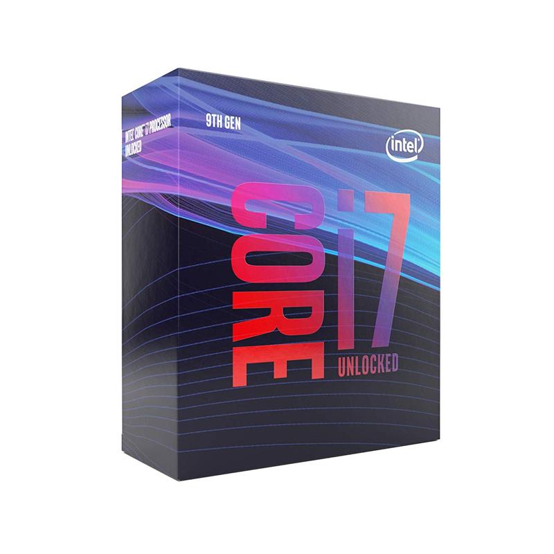 Intel Core i7 9700K 8 Core LGA 1151 3.6GHz CPU Processor