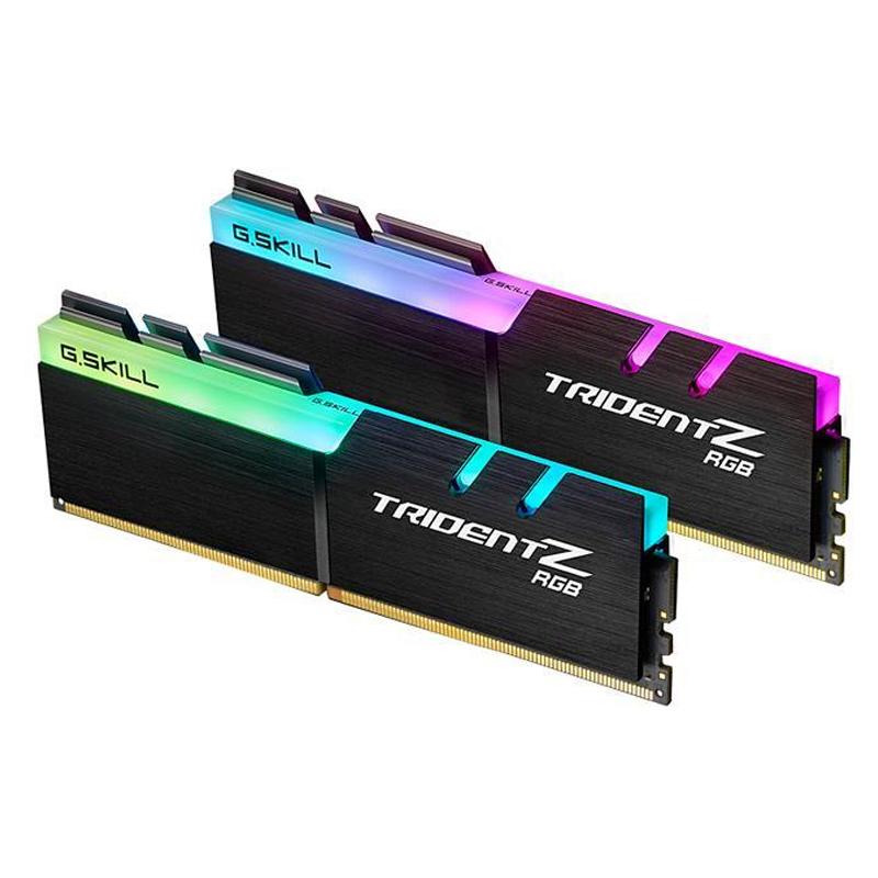 G.Skill 16G (2 x 8G) F4-4000C17D-16GTZR 4000Mhz Trident Z DDR4 RAM