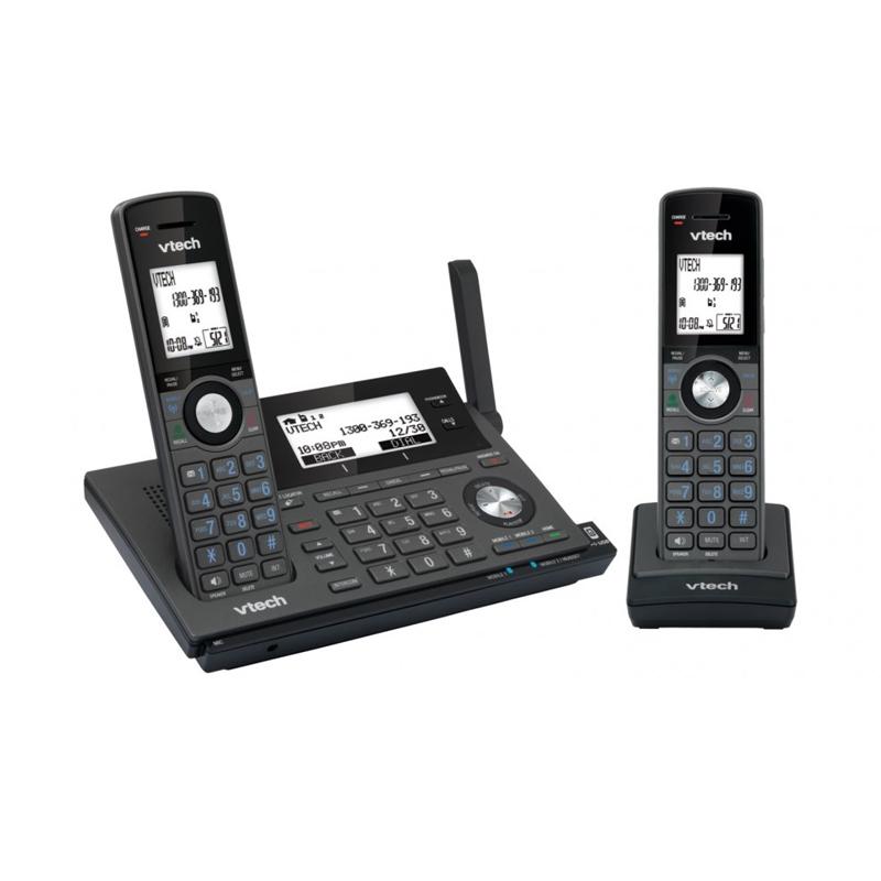 VTech 17850 Long Range Twin DECT360 w Bluetooth MobileConnect