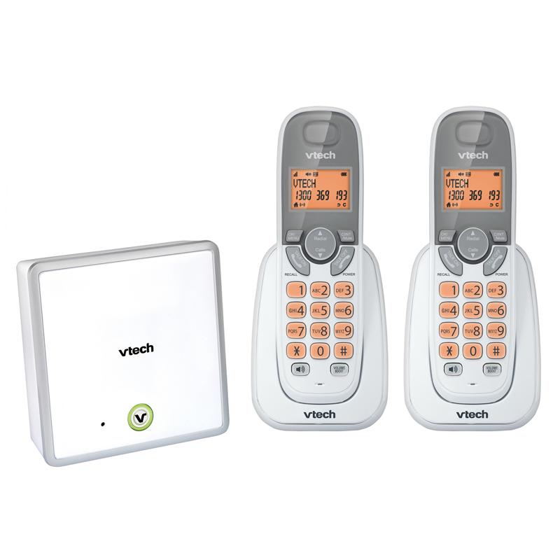 VTech 18050 Two Handset DECT6.0 Coreless Phone