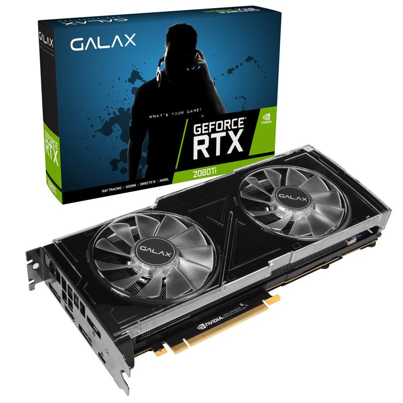Galax GeForce RTX 2080 Ti 11G OC Graphics Card - Umart.com.au20th_Logo_Final-Update-whiteArtboard 4