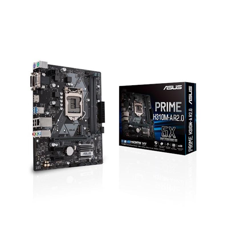 Asus Prime H310M-A R2.0 LGA 1151 mATX Motherboard