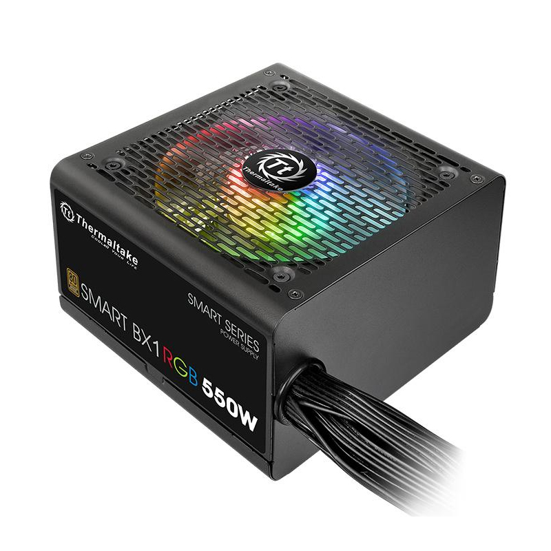 Thermaltake 550W Smart BX1 RGB 80+ Bronze Power Supply