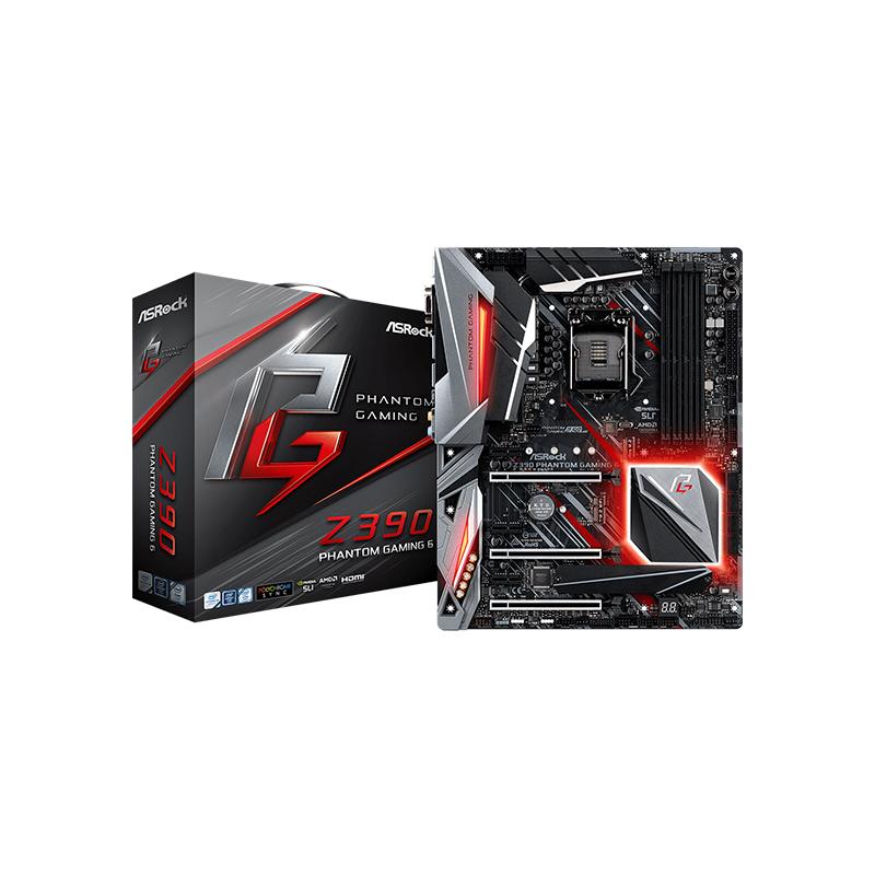 ASRock Z390 Phantom Gaming 6 ATX LGA1151 Motherboard