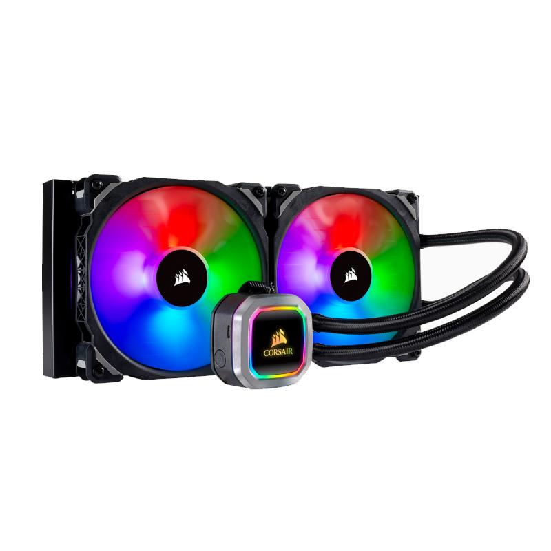 Corsair H115i Platinum 280mm RGB Liquid CPU Cooler