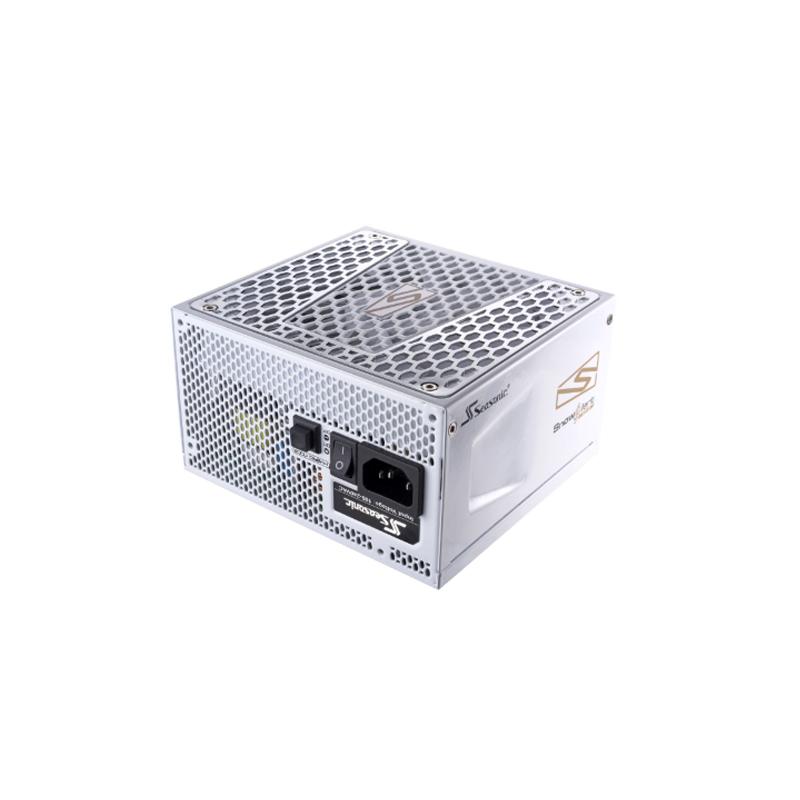 SeaSonic 550W Prime Snow Silent Modular Power Supply (SSR-550GD2-SNOWSILENT)
