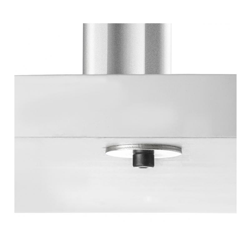 Atdec Bolt Through Desk Kit - Silver (AWM-FB-S)