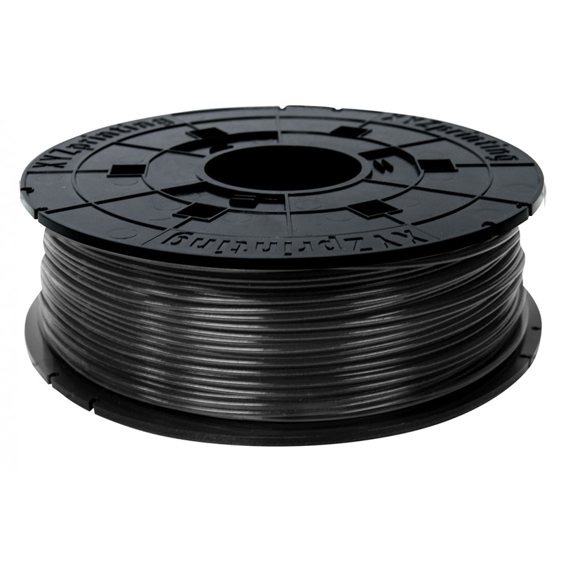 XYZ ABS Refill PLA Filament for Pro Series 600g - Black