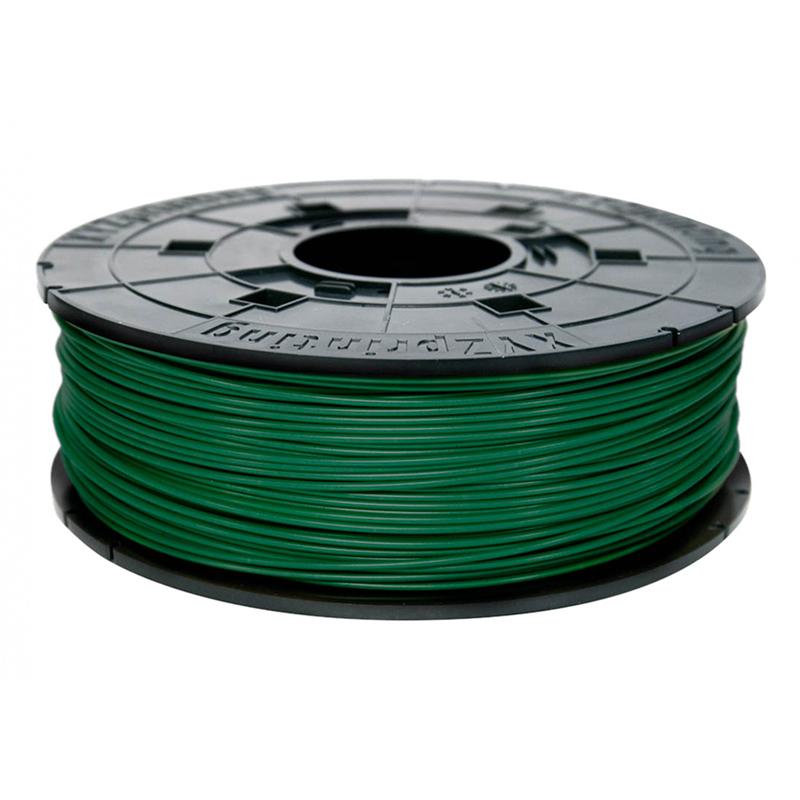 XYZ ABS Refill PLA Filament for Pro Series 600g - Bottle Green