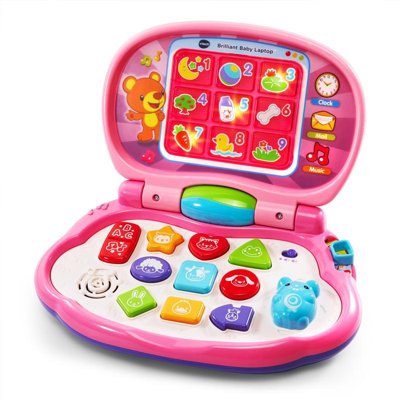 VTech Baby's Laptop Pink