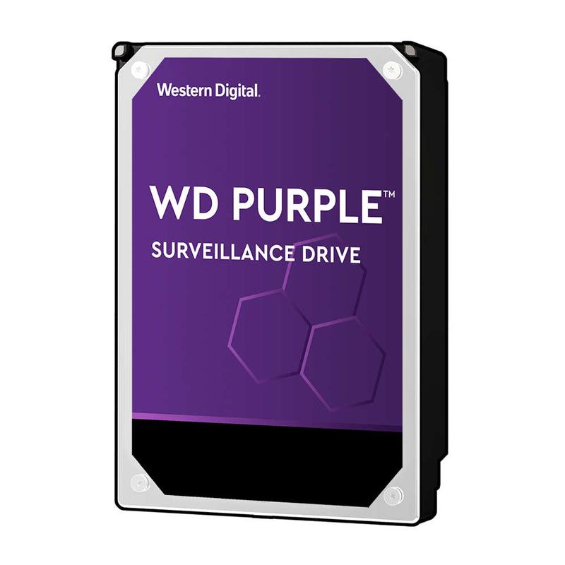 Western Digital 10TB Purple 3.5in SATA Surveillance Hard Drive (WD102PURZ)