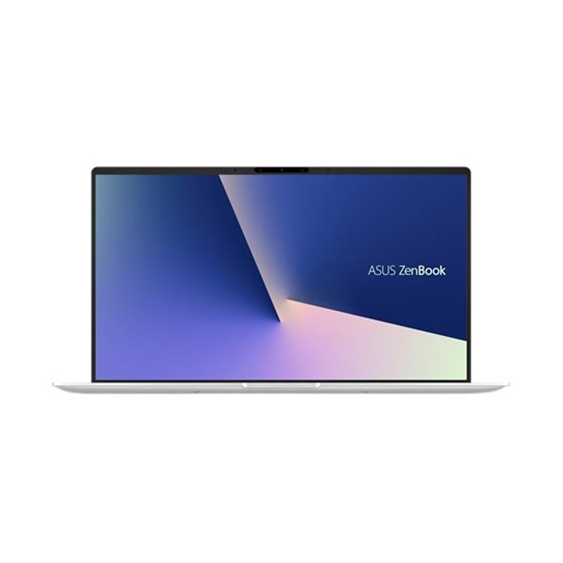 Asus Zenbook 14in FHD i7 8565U 512GB SSD 16GB RAM W10P Bluetooth Laptop - Silver (UX433FA-A5089R)