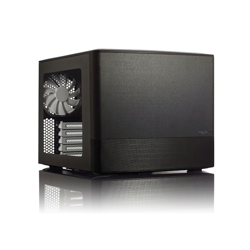 Fractal Design Node 804 mATX Case - Black