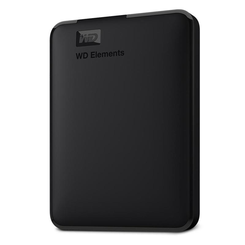 Western Digital 4TB USB3.0 External Hard Drive - Black