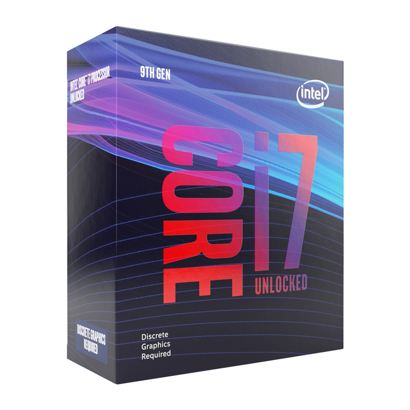 Intel Core i7 9700KF 8 Core LGA1151 3.6GHz CPU Processor