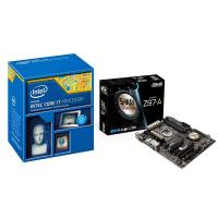 Intel i7 4790K CPU + Asus Z97-A Motherboard Combo