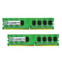 G.Skill DDR2 4G (2x2G)PC6400 800Mhz (F2-6400CL5D-4GBN)