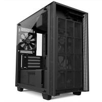 NZXT H400 Micro ATX Chassis - Black